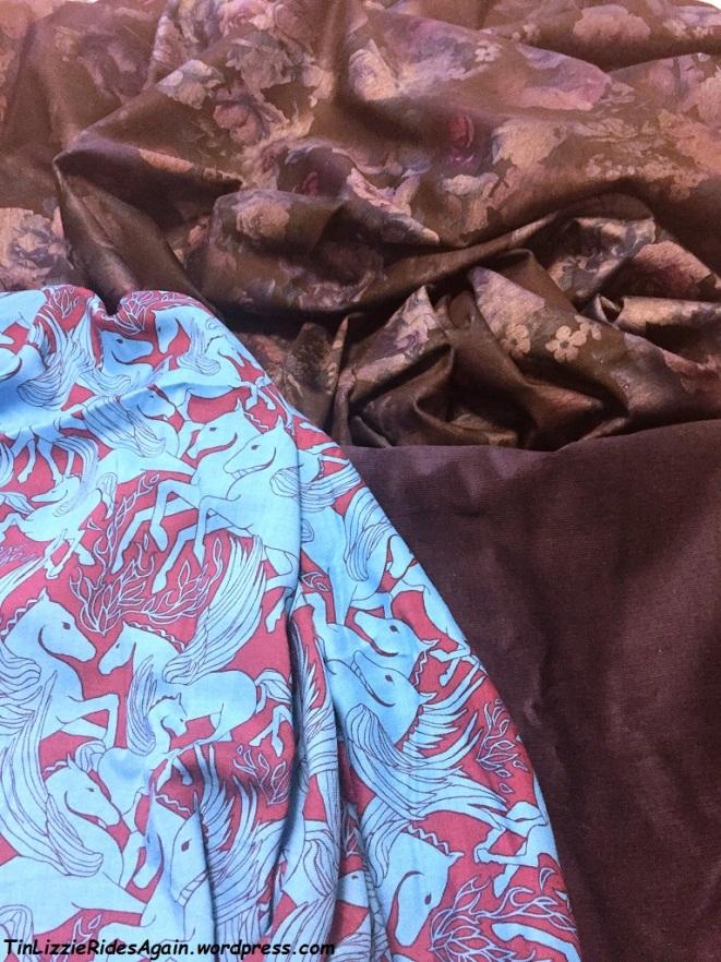 Mysterious Fabrics