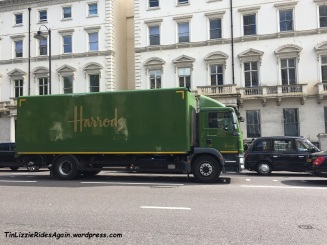 Harrods Truck