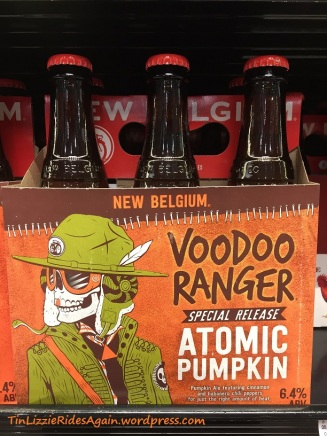 Atomic Pumpkin Beer