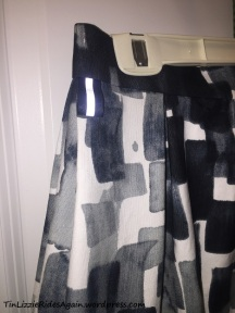 IKEA Skirt_reflective tab