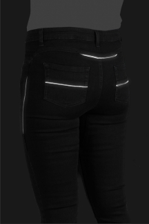 Resolute Bay Women's Cycling Jeans (Images from Resolute Bay website)