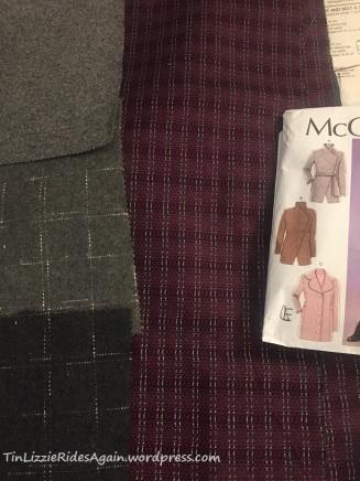 Dashing Tweed Coat