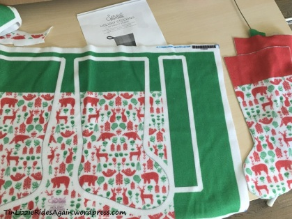 Love this quick and easy Spoonflower Sprout Christmas stocking idea!
