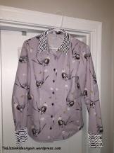 Charley Harper Shirt Reflecting Front