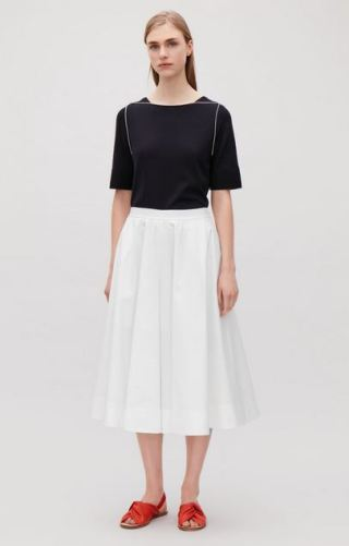 COS Wide Leg Culottes
