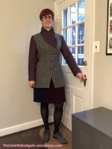Dashing Tweeds Coat 2