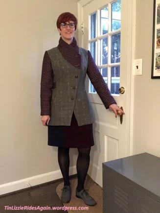 Dashing Tweeds Coat 2