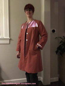 Rose Pink Duster 3