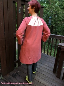 Rose Pink Duster