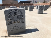Buffalo Soldiers Cemetery