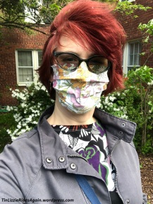 Me in a Mask